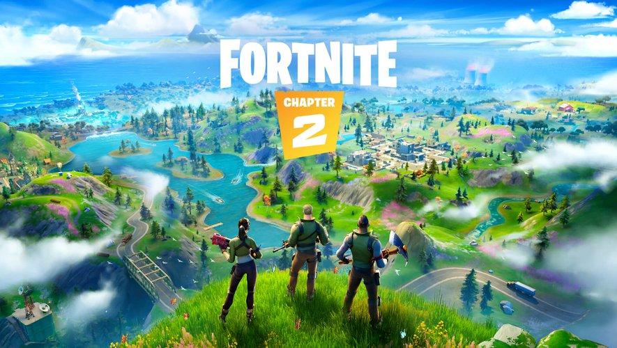 """L'éditeur Epic Games a mis en ligne le """"chapitre 2"""" de Fortnite, équivalent de la 11ème version depuis sa sortie, en juillet 2017."""