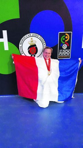 Laetitia Fenelle championne du monde vétéran
