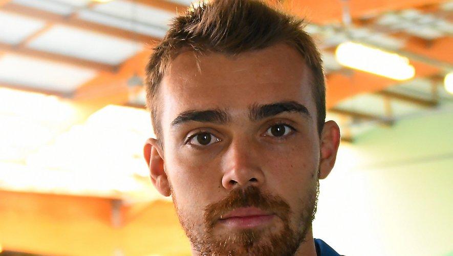 « C'est toujours bien de jouer en France et dans la région », a déclaré Bonzi pour justifier son choix de venir à Rodez.