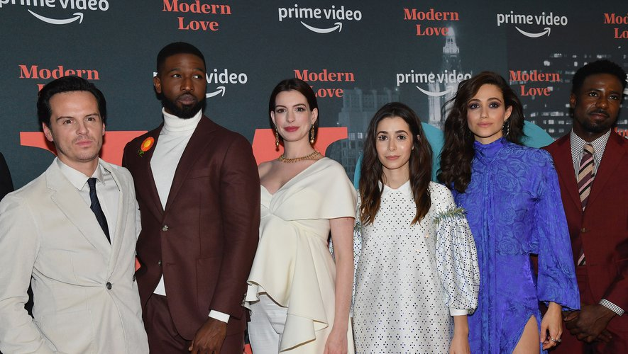 """Modern Love"" sera disponible le 18 octobre sur Amazon Prime Video"