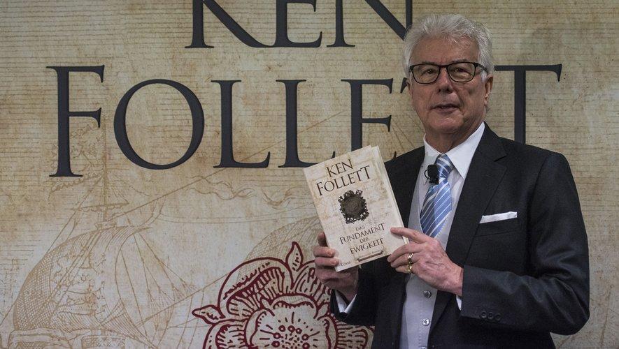 Le prochain roman de Ken Follet, l'auteur britannique de best-seller, paraîtra dans le monde entier à l'automne 2020