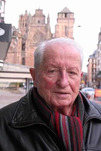 Pierre Riom à Rodez en 2013.