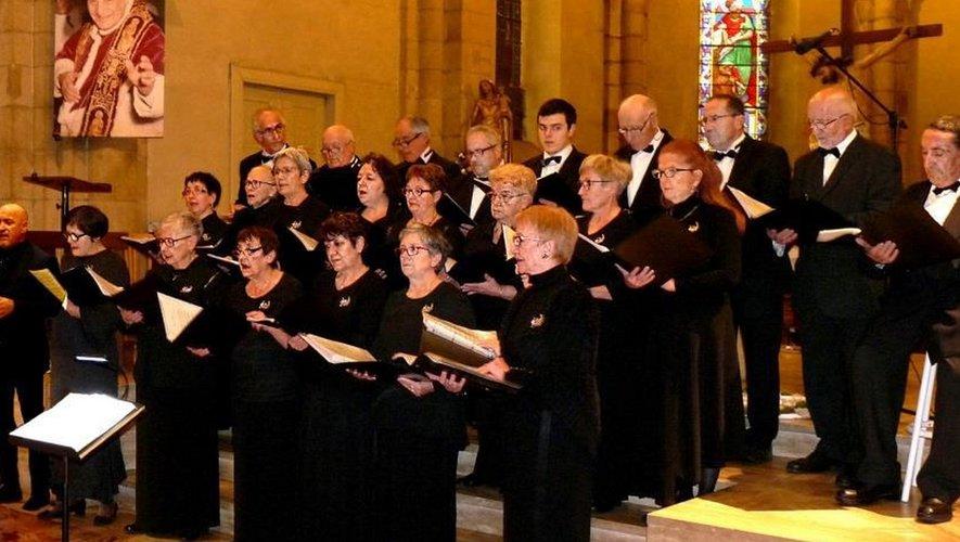 La chorale Emma Calvé se produira dans l'église Notre-Dame.