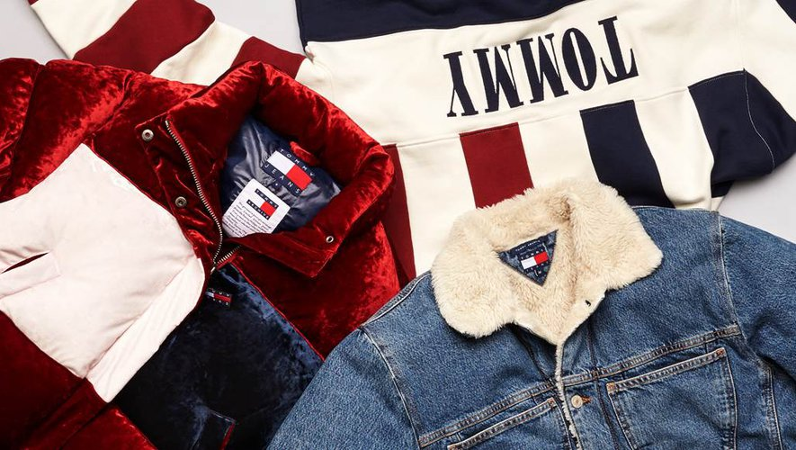 Tommy Jeans Heritage automne 2019