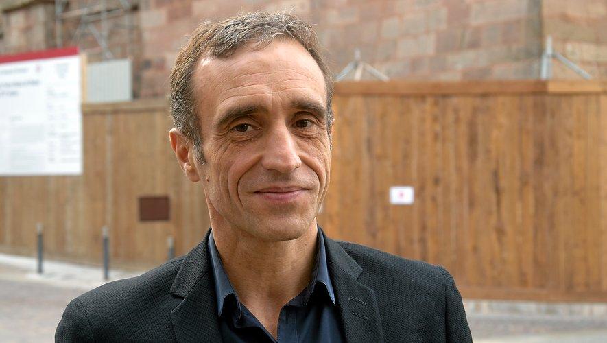 Arnaud Viala, député de la 3e circonscription et représentant des Républicains en Aveyron.