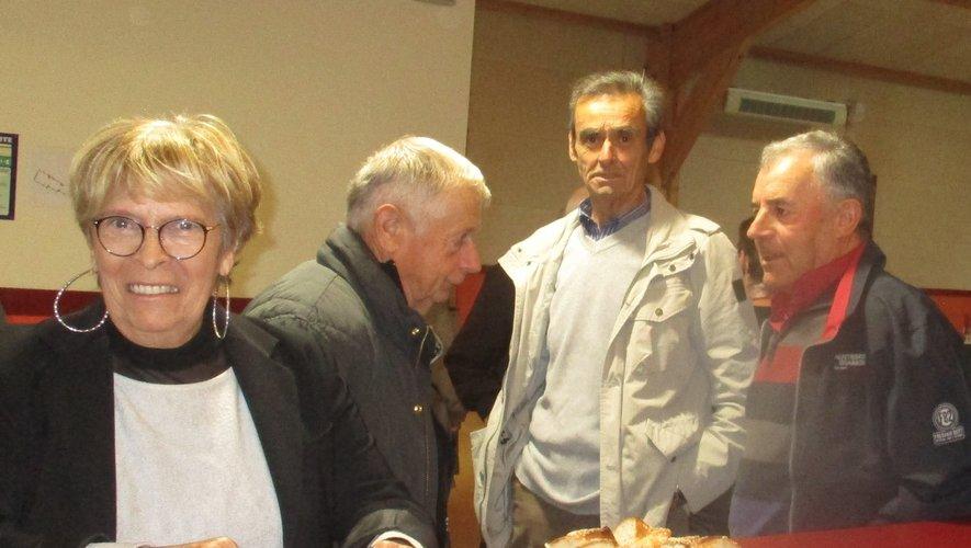 Les aînés en réunion cantonale