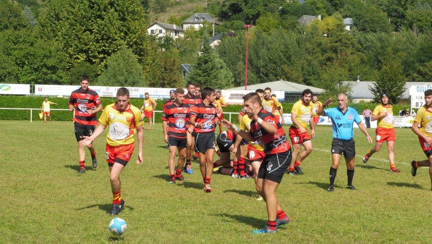 Match au sommet pour les rugbymen qui reçoivent Rodez