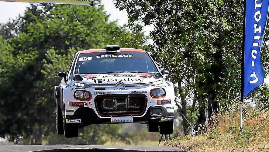 Jean-Michel Da Cunha a remporté la Coupe de France des rallyes.