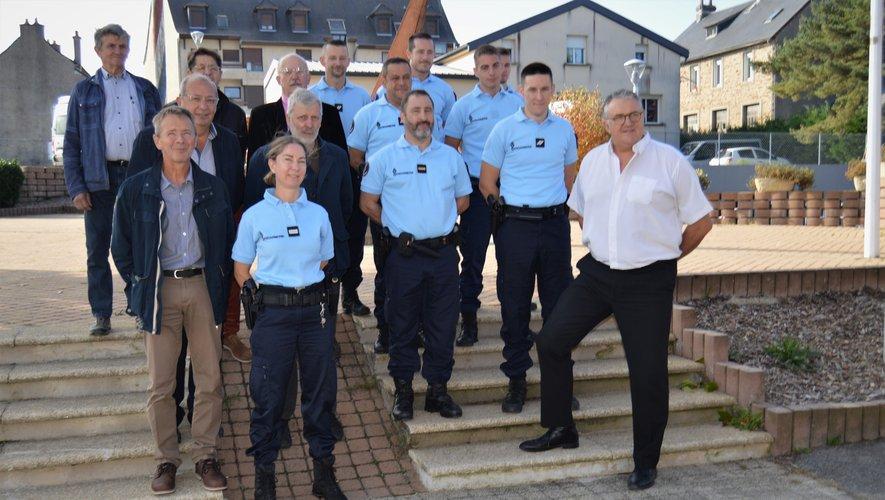 Pour un contact privilégié entre gendarmes et maires des communes concernées.