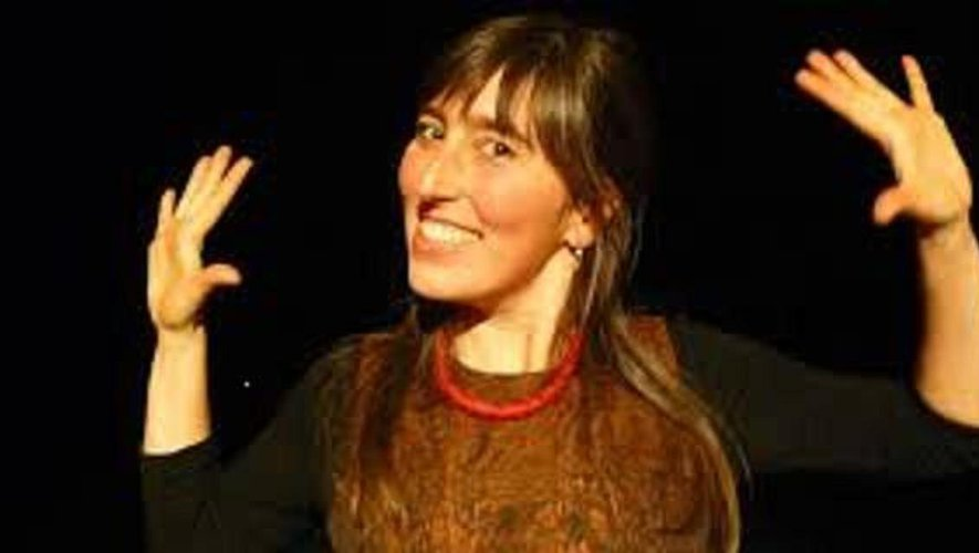 Pour la récréation, Malika Verlaguet vous attend dans la cour des contes.