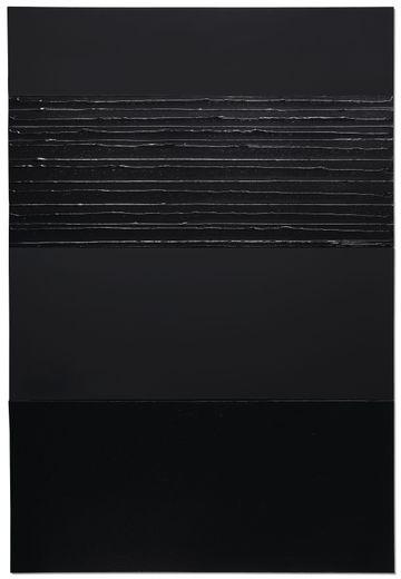 Pierre Soulages, 263 x 181, 29 décembre 2007.