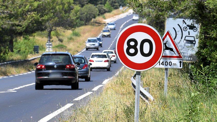 Dès que possible, un certain nombre de routes du département vont repasser à 90 km/h.
