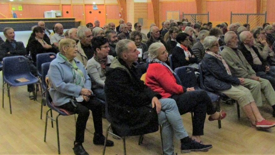 Toujours autant de succès pour les conférences organisées par Rencontres citoyennes.