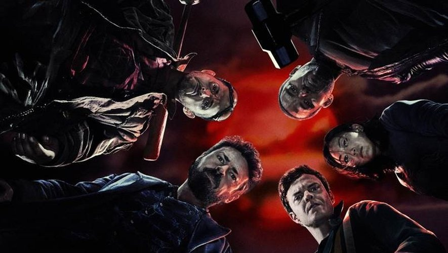 """Le tournage de la deuxième saison de """"The Boys"""" a débuté en août dernier."""