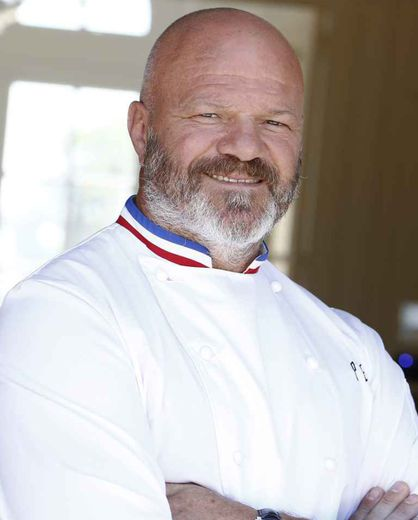 Le chef Philippe Etchebest .