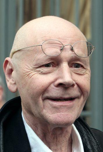 L'écrivain français Pierre Michon.