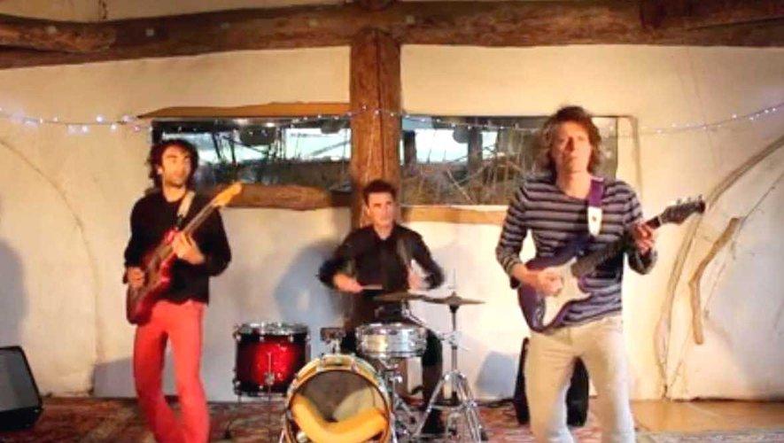 Le groupe La Sève en concert.