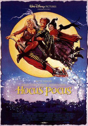 """Rebaptisé """"Hocus Pocus - Les trois sorcières"""" en France, le film de Kenny Ortega avait réalisé 206.230 entrées au box-office français en 1994."""