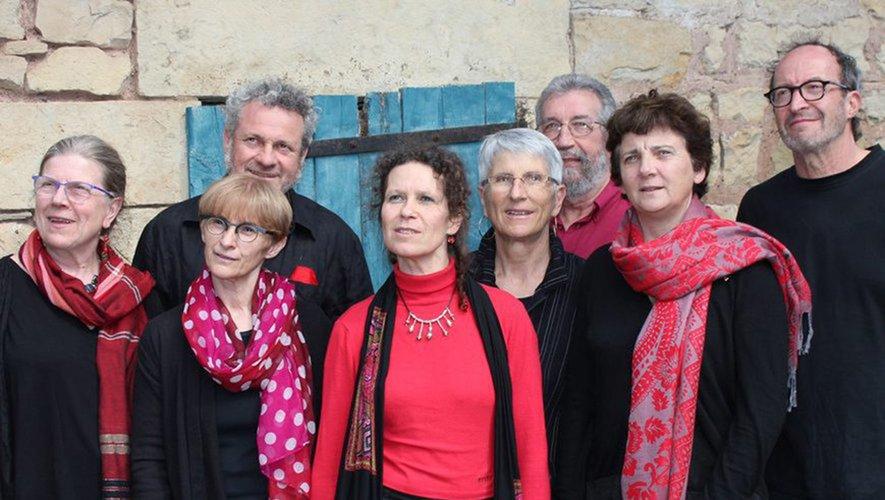 Le P'tit Chœur du Dimanche offre un concert, samedi 26 octobre, à l'église de Concourès en faveur d'orphelins péruviens.
