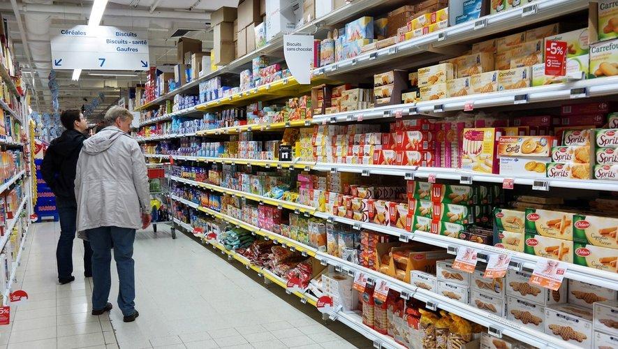 Biscuits, gâteaux, céréales aux fruits… Des emballages trompeurs