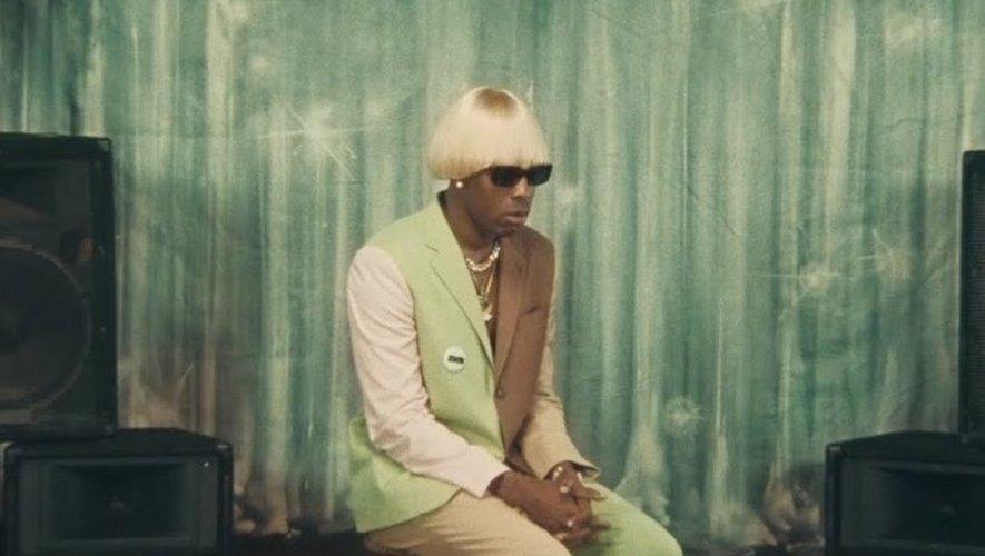 "Tyler, The Creator dans son dernier clip ""I Think"""