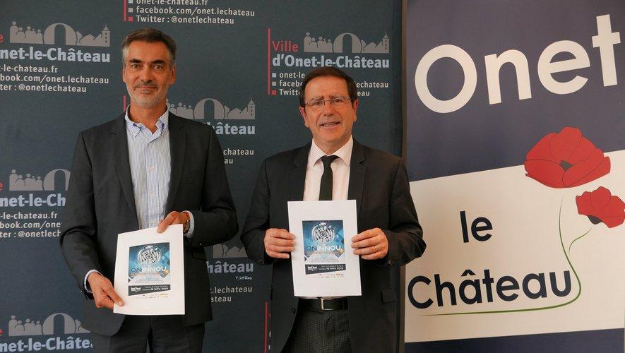 Jean Philippe Keroslian et Pierre Censi