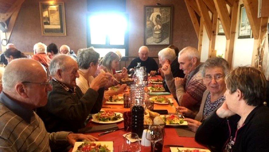 Météo de saison au rendez-vous pour le repas d'automne
