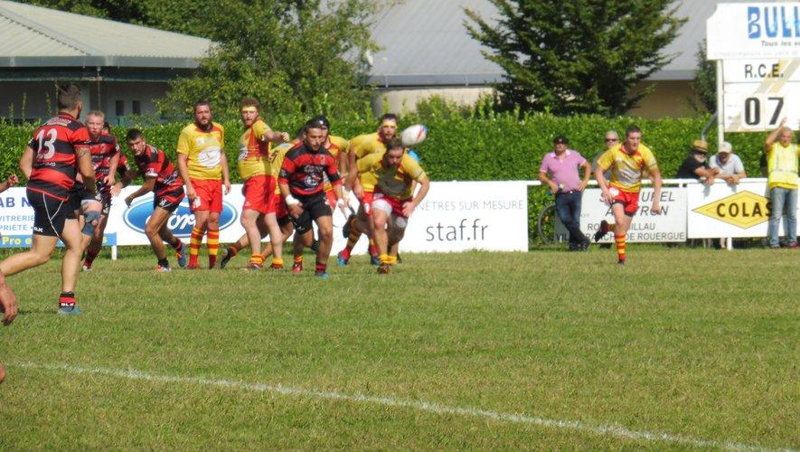 Les rugbymen reçoivent Gramat, un match capital pour conforter leur position dans le groupe de tête