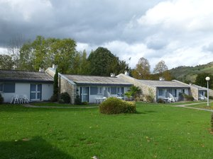 Les 40 logements du village de vacances seront rénovés.