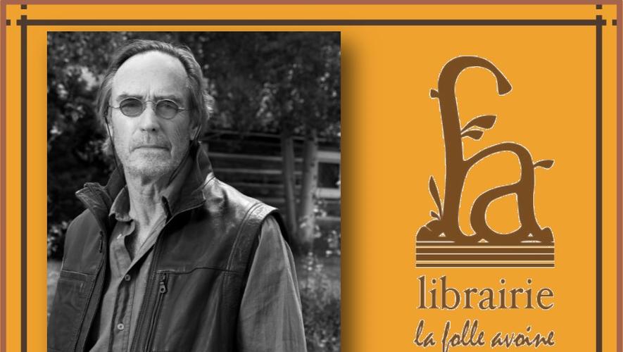 Jim Fergus auteur d'une trilogie sur les Indiens.