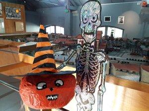 Halloween sera la star du Musée le jeudi 31 octobre.