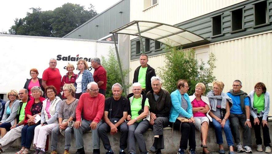 Trente randonneurs ont participé à la première sortie de la saison.