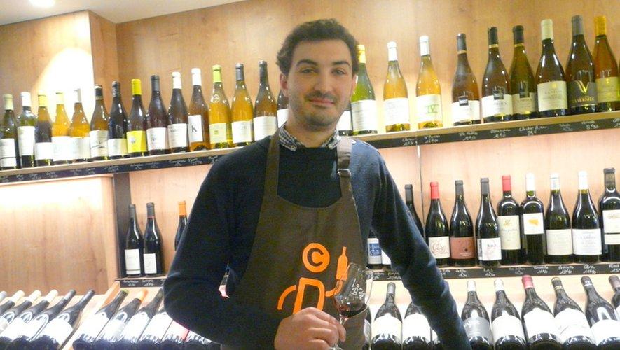 Luc Vedel animera la soirée « dégustation de vins »