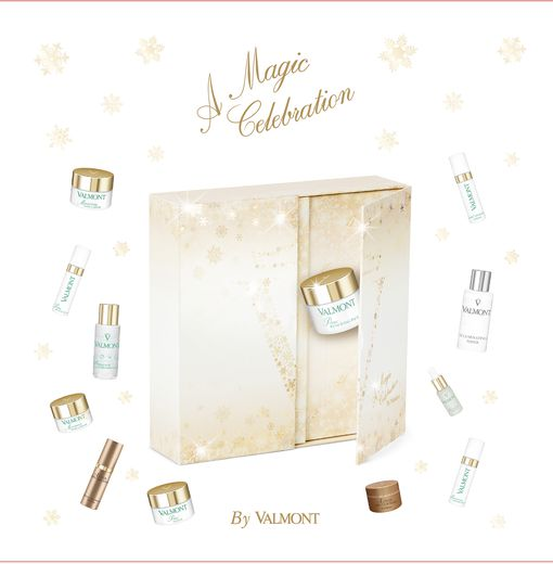 Le calendrier de l'Avent Valmont - Prix : 255 euros - Site : www.lamaisonvalmont.com.