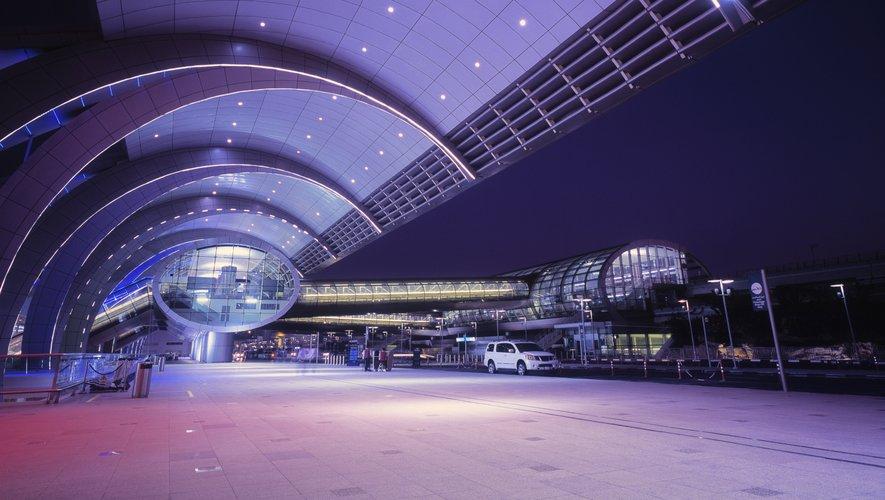 Chaque jour, un échantillon de la future Expo universelle de Dubaï (20 octobre 2020 - 10 avril 2021) sera donné aux voyageurs au sein même de l'aéroport.