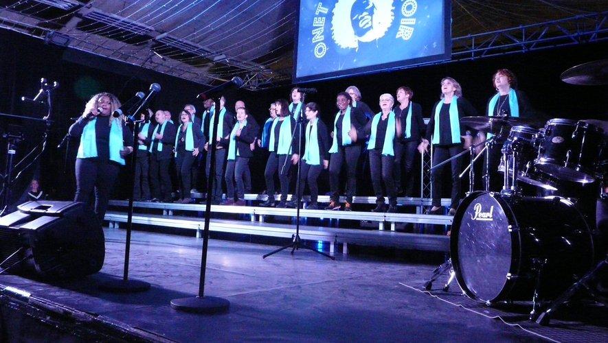 Onet Gospel Choir organisateur de l'évènement