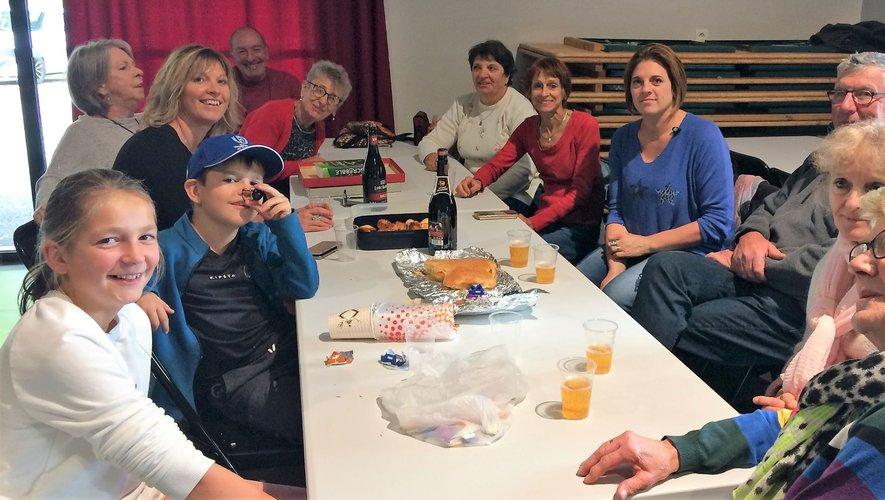 Animateurs bénévoles se sont réunis  pour l'organisation de la nouvelle saison.