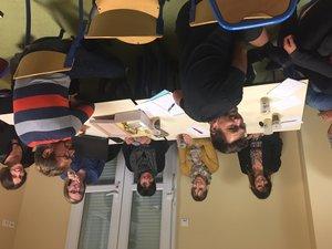 Les parents se sont réunis pour l'assemblée générale de l'APE.