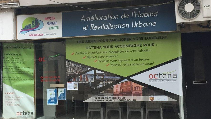 Au 31 rue Cayrade, le bureau d'études Octea accompagne les porteurs de projets de rénovations immobilières.