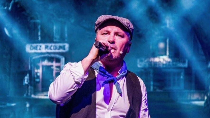 Le chanteur Ricoune présentera son nouveau spectacle.