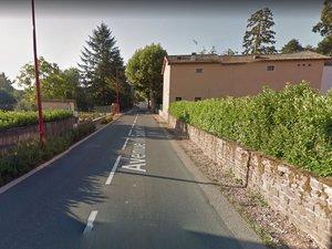 L'accident a eu lieu dans un quartier résidentiel où la vitesse est limitée à 50 km/heure