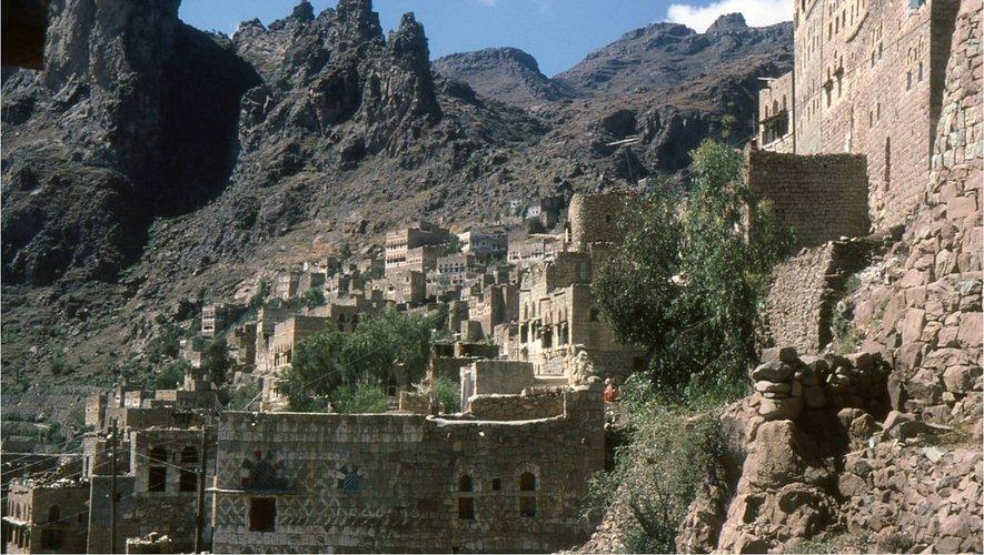 Manakha, une des cités visitées.