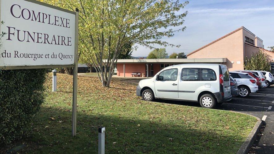 Le crématorium de Capdenac est actuellement le seul en service dans le département en attendant celui de Rodez, en 2020.