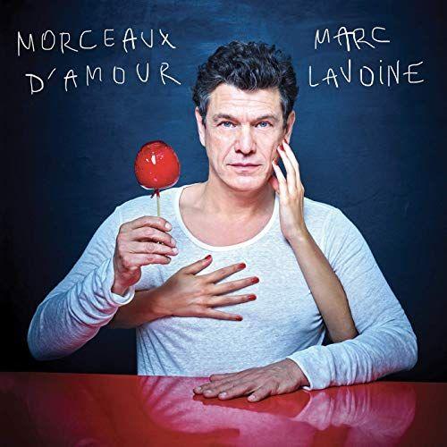 """""""Morceaux d'Amour"""" par Marc Lavoine"""
