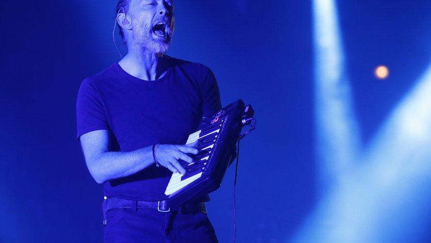 Thom Yorke est actuellement en tournée en Amérique du Nord.