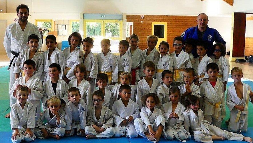 Les judokas gageois ont retrouvé les tatamis depuis le 23 septembre.