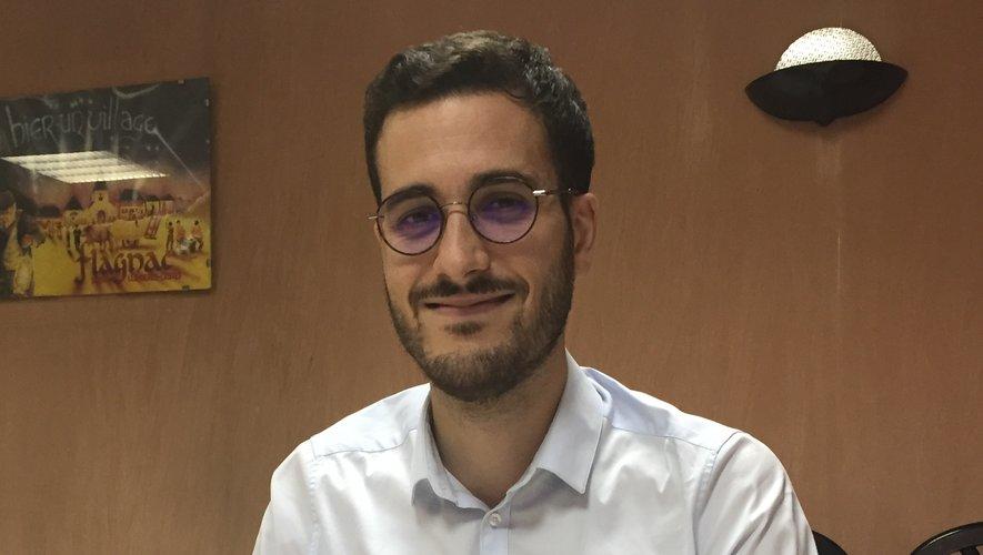 Romain Smaha fait de la jeunesse sa priorité