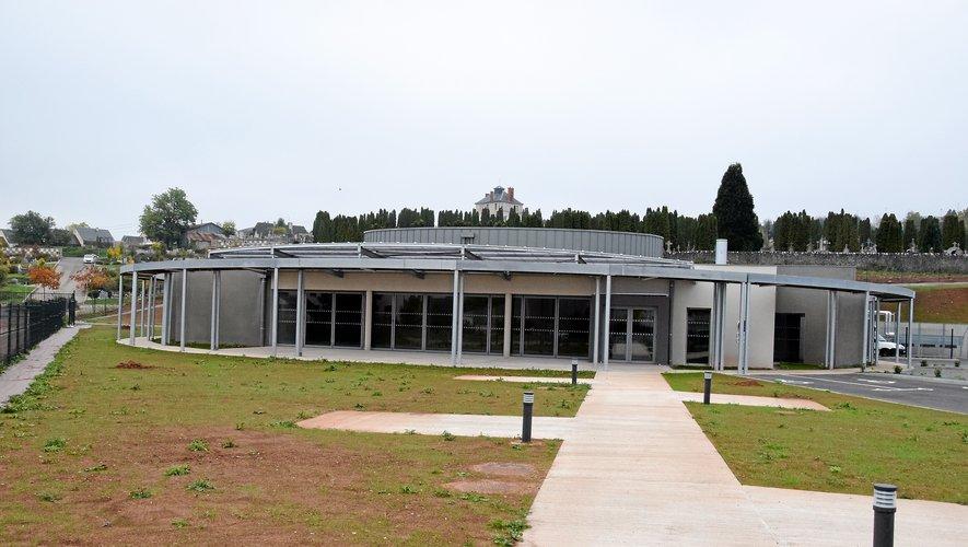 Le bâtiment a été imaginé par les architectes du cabinet HBM Rodez.