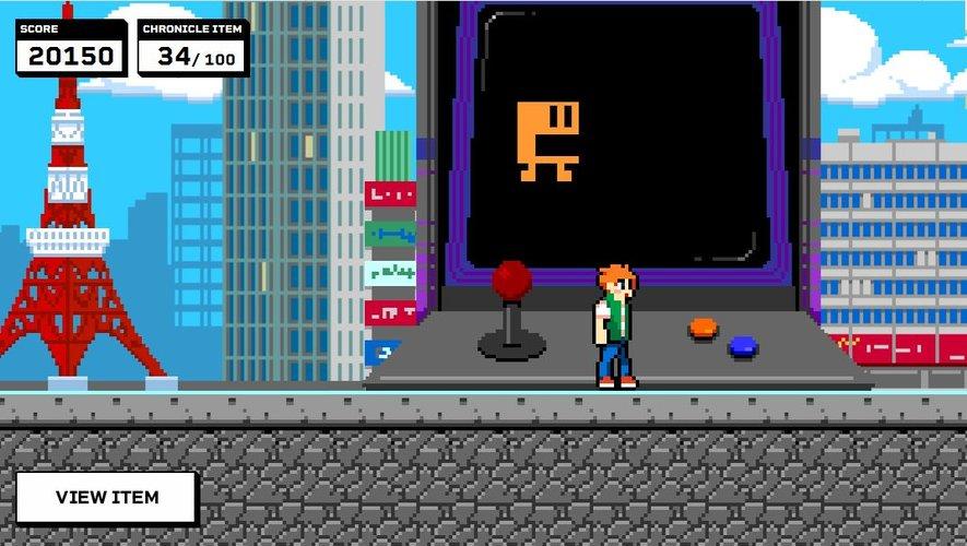 All Nippon Airways part à la découverte des 40 ans d'histoire du jeu vidéo japonais.