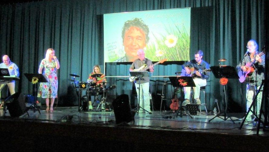 Pierre Perret était en concert !